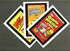 2013 Topps Wacky Packages Halloween Postcards 17