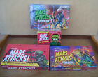 Mars Attacks sealed trading card box lot Heritage Invasion Occupation Revenge