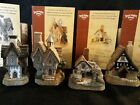 David Winter KING ARTHUR Lot of 4: Sir Tristan's, Perceval's, Griflet's, Dagonet
