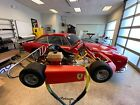 Comer 50cc engine motor kid cart kart used pull start complete unknown condition