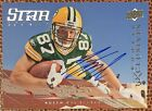 Jordy Nelson Green Bay Packers Rookie Signed Auto Autograph Card