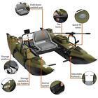 NEW Classic Accessories Colorado Inflatable Pontoon Boat with Swivel Seat