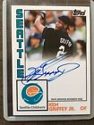 Ken Griffey Jr. Autographs Announced for Topps Products 21