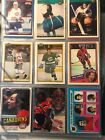 NHL Hockey Cards-80's-90's-Pristine-inc autographed Maurice Richard-1,975 cards