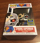 Funko Pop! Cyborg Superman SDCC Shared Exclusive Target