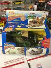 Vintage Hot Wheels Adventures Jungle Ranger And Micro Playset 1994 In Box Th