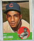 Billy Williams Cards, Rookie Card and Autographed Memorabilia Guide 12