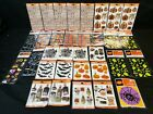 Large Lot Jolees Boutique Halloween Stickers Puffy Scrapbook Letters  Walmart