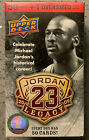 2009 - 2010 UPPER DECK JORDAN LEGACY 50 CARDS + 1 OVERSIZED SEALED CARD BOX SET
