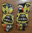 Dainese 2011 Valentino Rossi Replica Motorcycle Gloves Size Medium