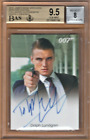 Top 10 James Bond Autographed Trading Cards 26