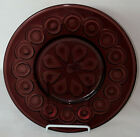 LE Smith MOON  STARS AMETHYST 8 DINNER PLATE W STICKER 1ST PLATE MADE