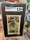 First and Last Babe Ruth Yankees Contracts Heading to Auction Block 20