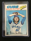 Bruce Sutter Cards, Rookie Card and Autographed Memorabilia Guide 16