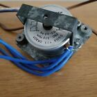 Ariston RDIIs RD11 turntable motor with 60hz pulley with wiring 9904 111 04301