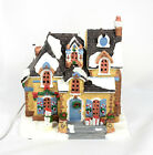 2013 Lemax Pierre's Christmas Lighted Christmas Village House