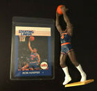 1989 Kenner Starting Lineup Loose Figure Ron Harper Cleveland Cavaliers w/ Card