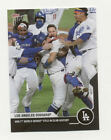2020 Topps Now Card of the Month Baseball Cards Gallery and Checklist 23