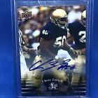 2013 Upper Deck University of Notre Dame Football Cards 7