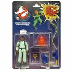 Kenner The Real Ghostbusters Winston Zeddemore and Chomper Ghost Figures