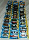 Lot 39 NEW Hot Wheels NEW MODELS Collectible 2008 Diecast 164 Cars NO Duplicate