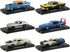 M2 MACHINES 11228 70 DRIVERS RELEASE 70 DIECAST 6 STYLE ASSORTMENT CARS 1 64