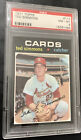 1971 Topps Ted Simmons Rookie #117 PSA 8