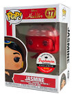 Funko Pop #477 Red Diamond Disney Jasmine Aladdin Funhouse Custom Exclusive 1 20