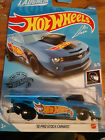 hot wheels 10 pro stock camaro lot of 15 blue with hw car logo
