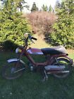 Garelli 1977 Super Sport XL 50cc Moped Vintage Italian Bicycle moped For Parts