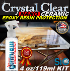 EPOXY RESIN PROTECTION CERAMIC CLEAR COAT SPRAY CRYSTAL CLEAR COATING GLOSS