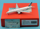 JC Wings 1400 Cathay Pacific B777 300ER Diecast Aircraft Model B KPP Flaps Down
