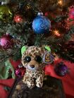 """Ty Beanie Boo 6"""" Speckles- Purple Tag"""