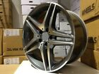 18 AMG GUNMETAL RIMS WHEELS FITS MERCEDES BENZ E CLASS E320 E350 E500 E550