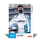 2020 Topps Now Formula 1 Racing Cards Checklist 17