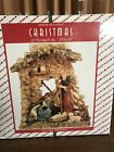 House of Lloyd Christmas Around The World THE FIRST CHRISTMAS NATIVITY With Box