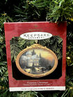 Hallmark Keepsake Ornament Thomas Kinkade Victorian Christmas Series  1 1997