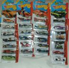 Lot 25 NEW Hot Wheels HW RACE Cars 2014 2015 Diecast 164 Red TABS No Duplicates