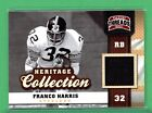 Franco Harris Cards, Rookie Card and Autographed Memorabilia Guide 45