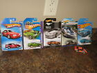 Hot Wheels Lot of 6 1992 Ford Mustang 92 Variation Nitto 50 Years Fox Body