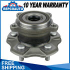 AWD Rear Wheel Hub  Bearing For 10 19 Lexus RX350 RX450h 14 19 Highlander