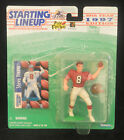 STEVE YOUNG San Francisco 49ers QB 1997 Edition Starting Lineup MIB
