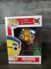 Funko Pop! ECCC 2020 The Simpsons Milhouse BoxLunch Shared Exclusive 💥👊🏼💥