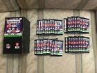 Lot of 39 2019 Panini Rookies And Stars Football Card Packs 10 Cards Pack w Box