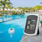 10XWireless Swimming Pool Thermometer Solar Digital Floating Pool Sp Spa Baby