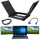 NHT Dual Portable Monitor for Laptop FHD 1080P IPS Dual Screen Extension