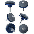 10X6 Pcs Universal Faster Rotary Drill Blade ener for Lawnmower Grinding Tools