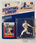 Pete Incaviglia 1988 Starting Lineup Action Figure SEALED Texas Rangers MLB