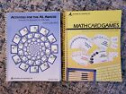 Rightstart Math By Cotter Activities For Al Abacus  Math Card Games 5th edition