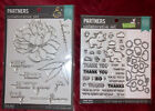 4 Hero Arts Partners Collaborative Clear Stamp Sets